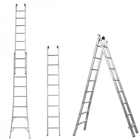 Escada de Abrir 4 metros